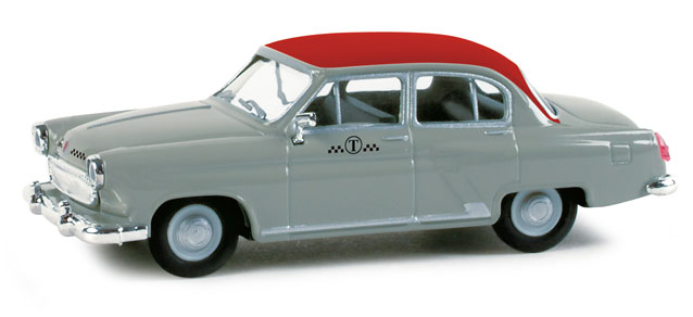 "Herpa 049634 Wolha M 21 ""Taxi"""